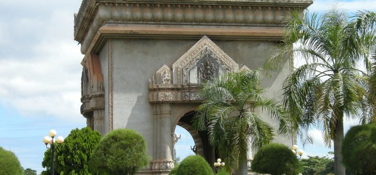 Vientiane: beauty of imperfection
