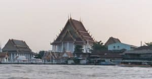 exploration of Bangkok: Chao Phraya river