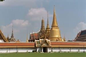 exploration of Bangkok: Grand Palace