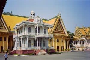 Roayl Palace Pnom Penh