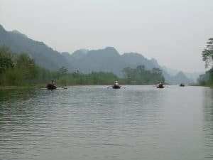 boat trip to Ha Long On Land