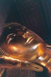 sleeping Buddha at Wat Po