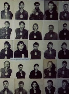 pictures of S21 victims