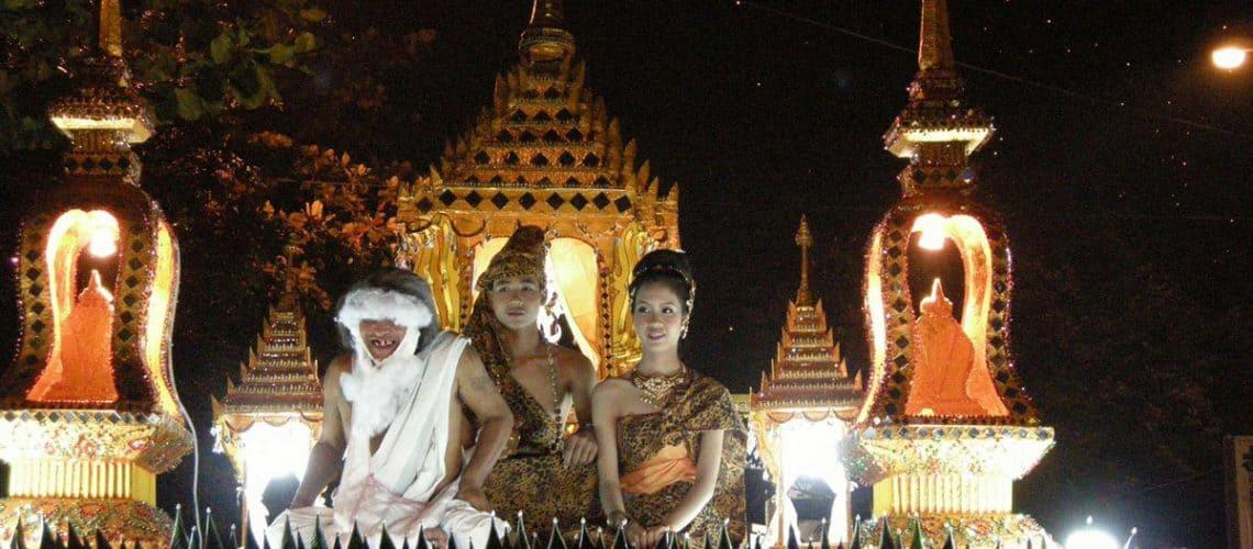 Annual Loy Krathong Festival