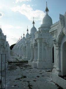 Mandalay Tripitaka pagodas