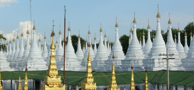 On the move to Mandalay