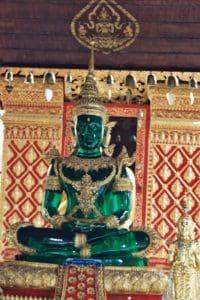 emarald Buddha Doi Suthep Chiang Mai
