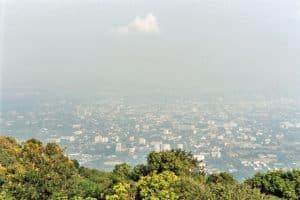 trip to Doi Suthep in Chiang Mai