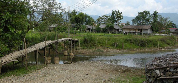 Countryside trip around Vang Vieng