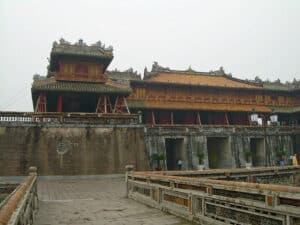 cultural highlights of Hue: Imperial Nguyen Site