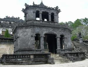 Royal Tomb of Khai Dinh another cultural highlight in Hue