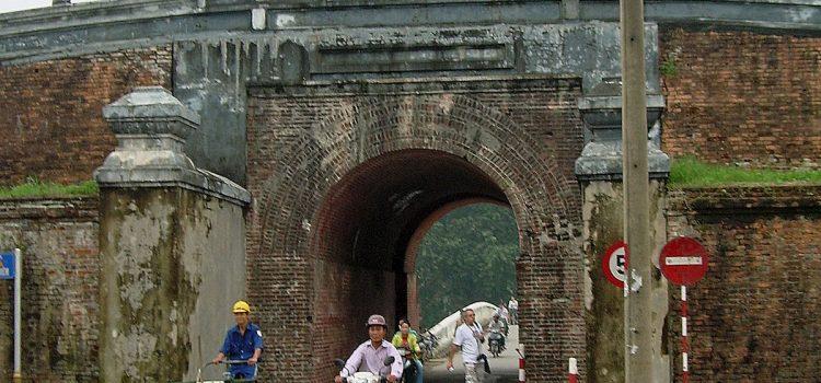 Visiting the cultural highlights of Hue