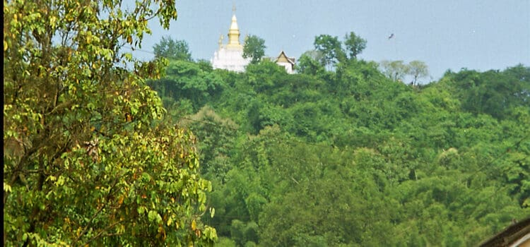 The World Heritage Temples of Luang Prabang