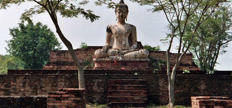 Traveling to Sukhothai historical park