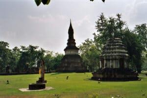 Sukhothai historical park main site