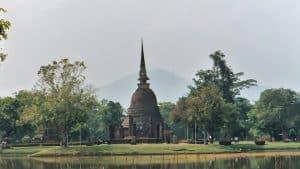 historical site of Sukhothai