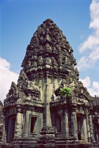 Banteay Samre temple north of Siem Reap
