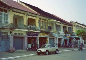 Battambang street view