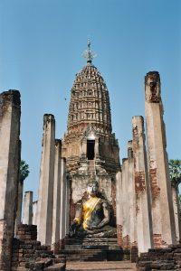 Wat Mahathat at Chaliang