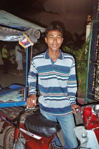 our dedicated Angkor tour driver
