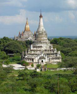 Shwegugyi temple in Bagan