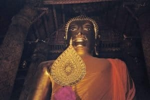 largest sitting Buddha of Thaiiland
