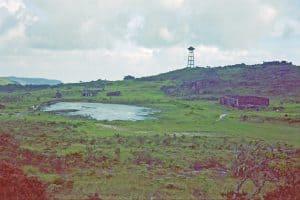 Bokor national reserve