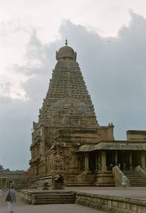 one of the highest temples in South-India
