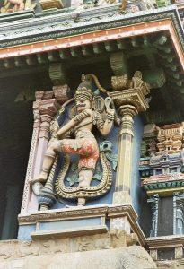 sculpture detail Madurai