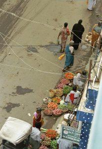 vegetable street vendors Madurai