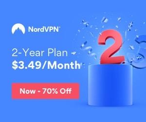 VPN 2-year deal