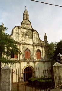 Church of Saint Mary in Cochin