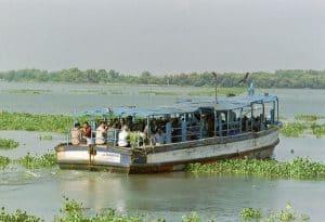 ferry boat in Kochi