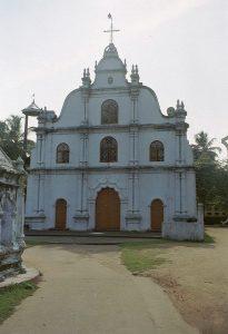 jewish synagogue on Fort Kochi
