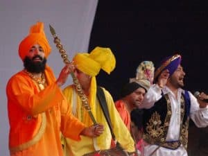bhangra music artists